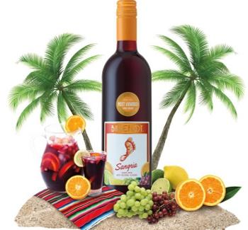 barefoot sangria wine