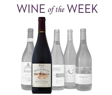 regnie maison des bulliats beaujoais wine