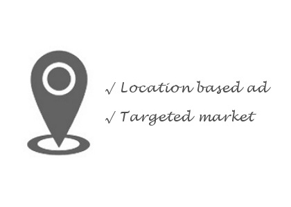 location-based advertising - the wine detective