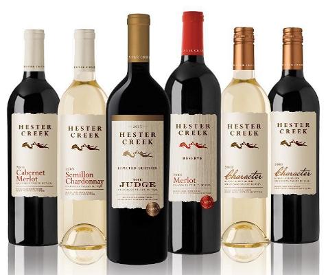 Hester-Creek wines