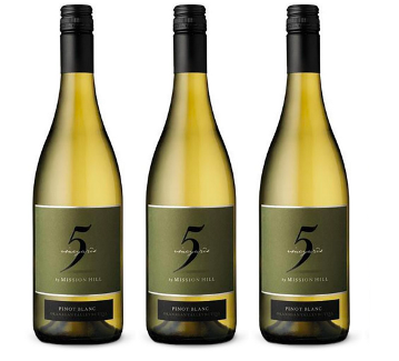 mission hill chardonnay wine