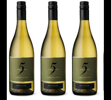 mission hill chardonnay wine