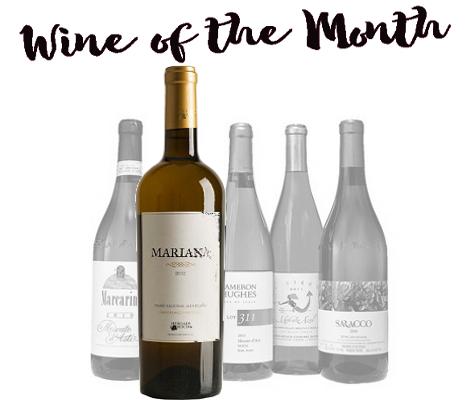 mariana herdado do rocim white wine