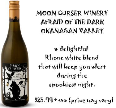 moon curser afraid of the dark wine