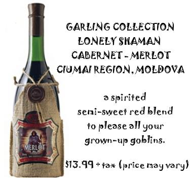 shaman red wine