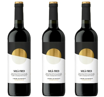 Monsant Sola_Fred red wine