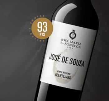 jose de sousa red wine