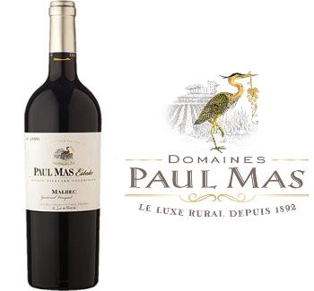 paul-mas-merlot wine
