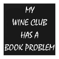 wine and book pairing blog