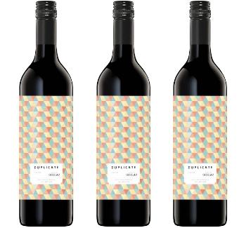 duplicate shiraz wine