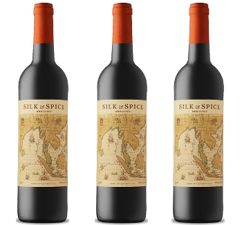 silk and spices portuguese red blend